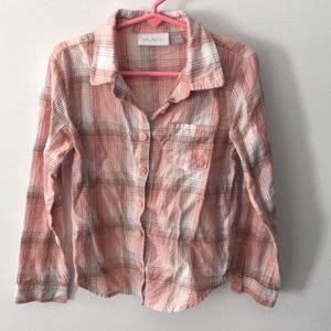 Children's Place Button Down Top